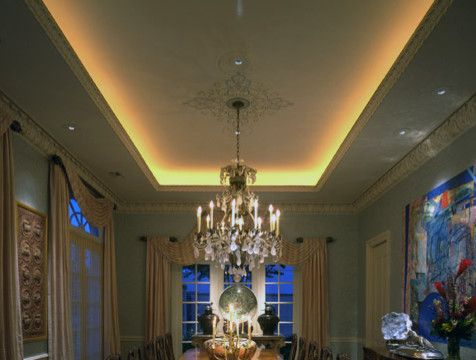 coved ceiling lighting crown molding recessed ceiling design pictures remodel decor and ideas page