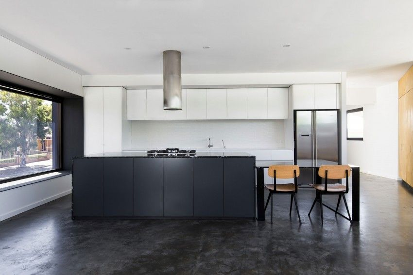 design kitchen italian%0A Mount Lawley Houserobeson Architects Kitchens House And Unique Triangle Design  Kitchens Inspiration