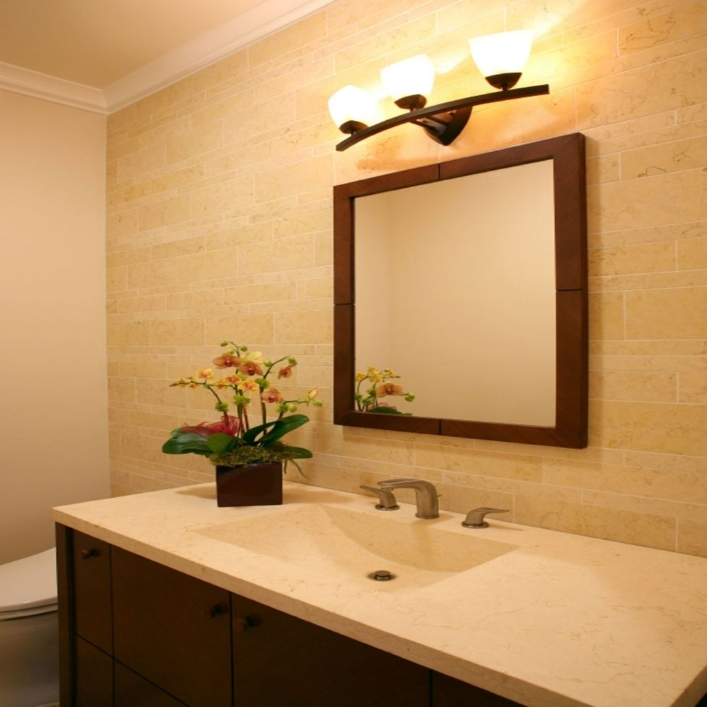 photos of remodeled bathrooms%0A Best Type Of Light Bulbs For Bathroom Vanity