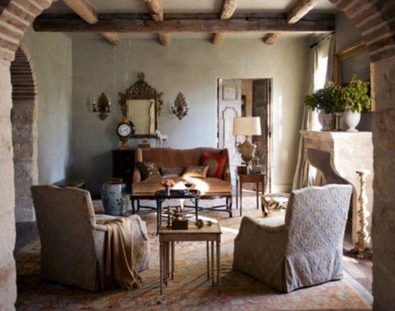 19 Stunning Vintage Farmhouse Decorating Ideas In 2020 Rustic Italian Decor Italian Home Decor Italian Decor