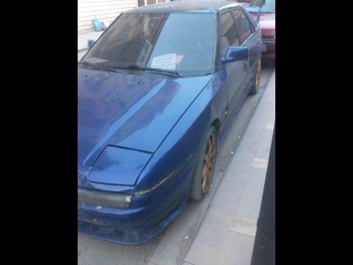 mazda 323 1991 model sahibinden ihtiyaçtan satılık | araba