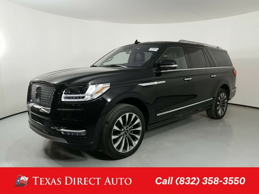 For Sale 2018 Lincoln Navigator Select Texas Direct Auto