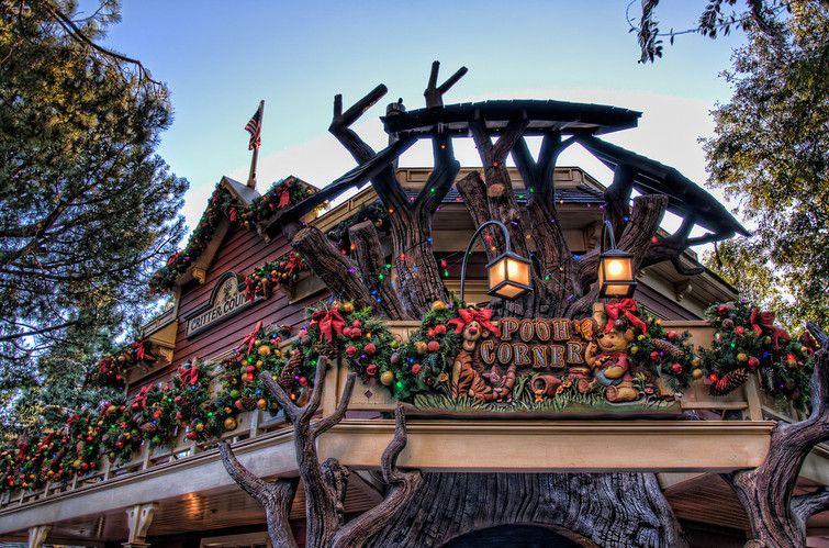 Winnie the Pooh  Christmas TooPOOH Corner - one of my favorite