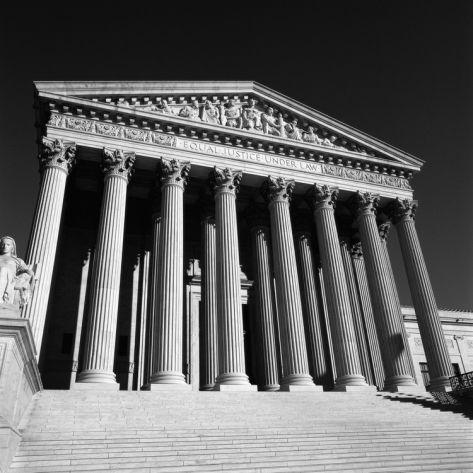 """United States Supreme Court Exterior""=>"
