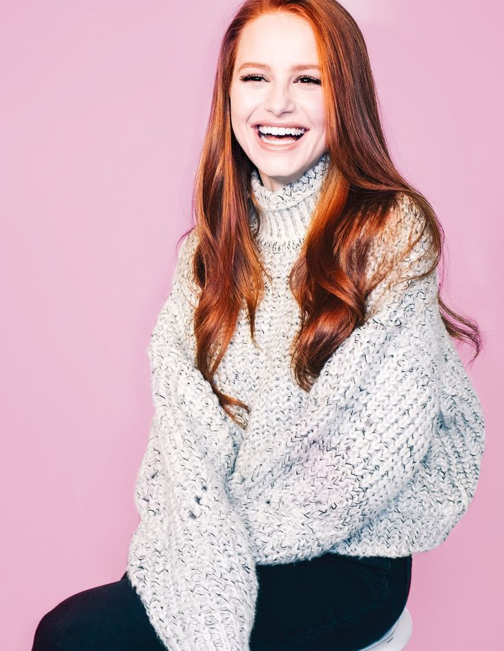 Photo of Riverdale's Madelaine Petsch on the blooming of Cheryl's bisexuality