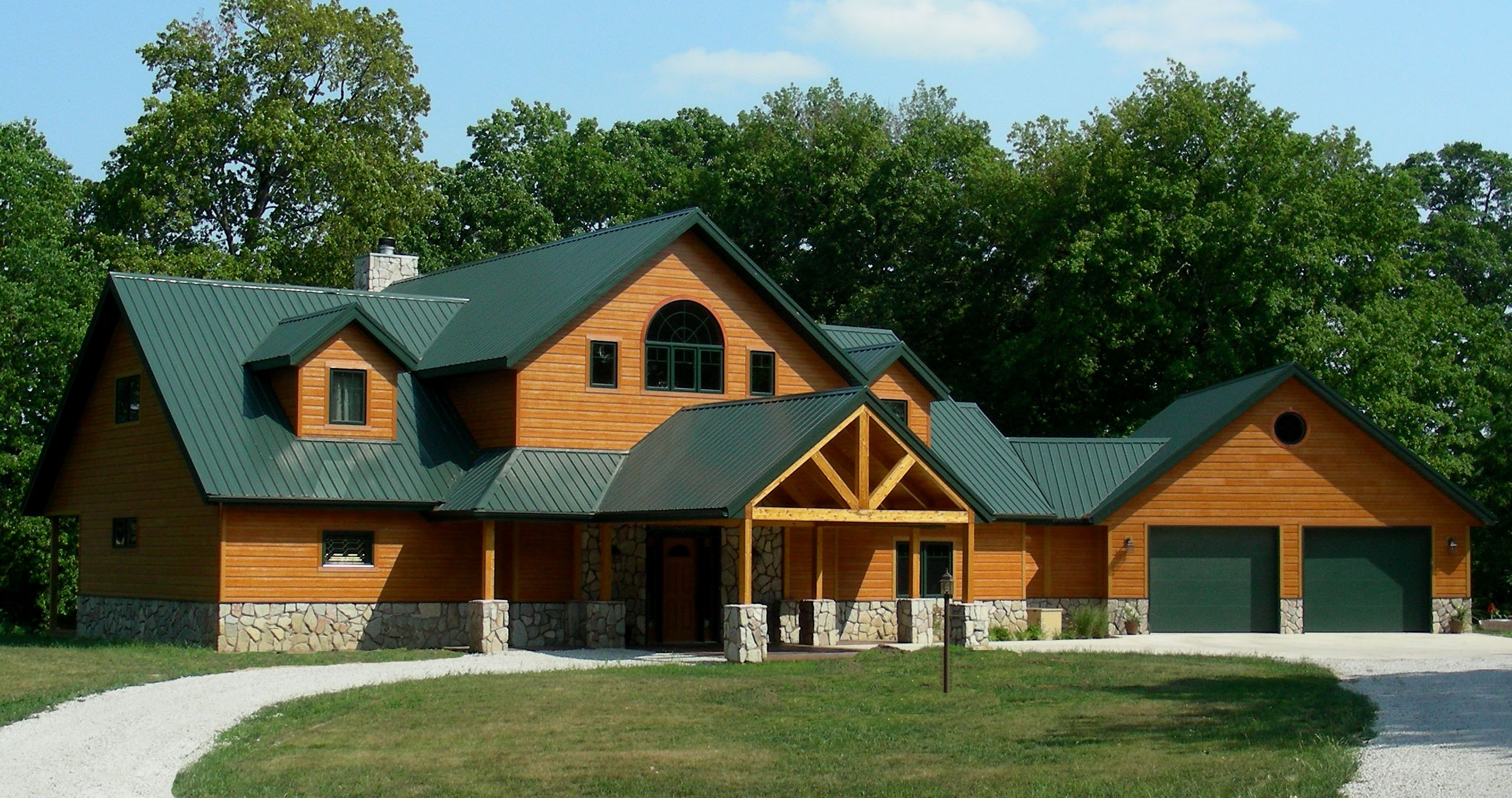 Best Pin By Mcelroy Metal On Residential Metal Roofs With 400 x 300