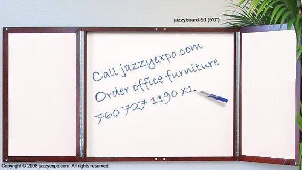 executive dry erase board with our contact information on it rh pinterest com