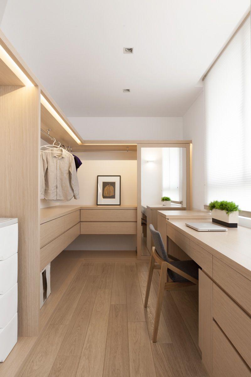 pure apartment by js space taiwan miji luxury closet home rh pinterest com