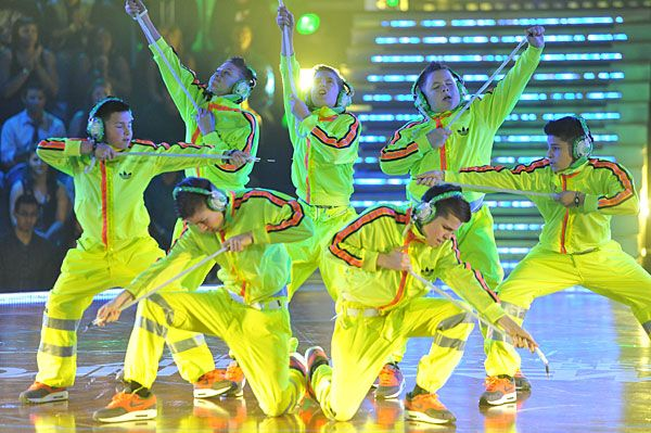 Season 6 Of MTVs Americas Best Dance Crew Black Eyed Episode LOVED This Performance
