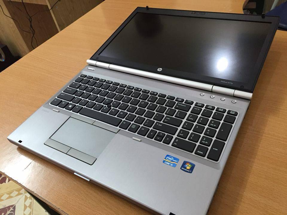 اقوي لابتوب لتشغيل الالعاب وبرامج الجرافيك HP EliteBook