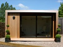 Garden Office Designs Garden Office Pod Brighton Green Studios