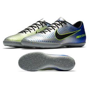 Nike Neymar Mercurial Victory VI Indoor Soccer Shoes (Chrome) @  SoccerEvolution