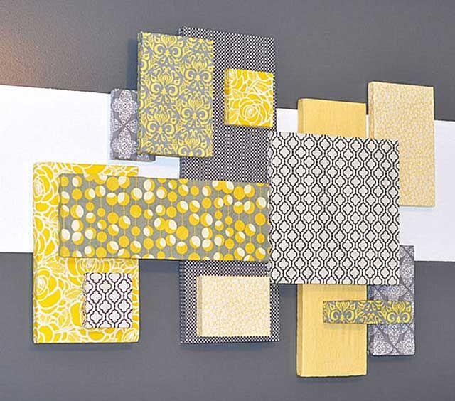 Картины из ткани своими руками | картины,панно | Pinterest | Parents