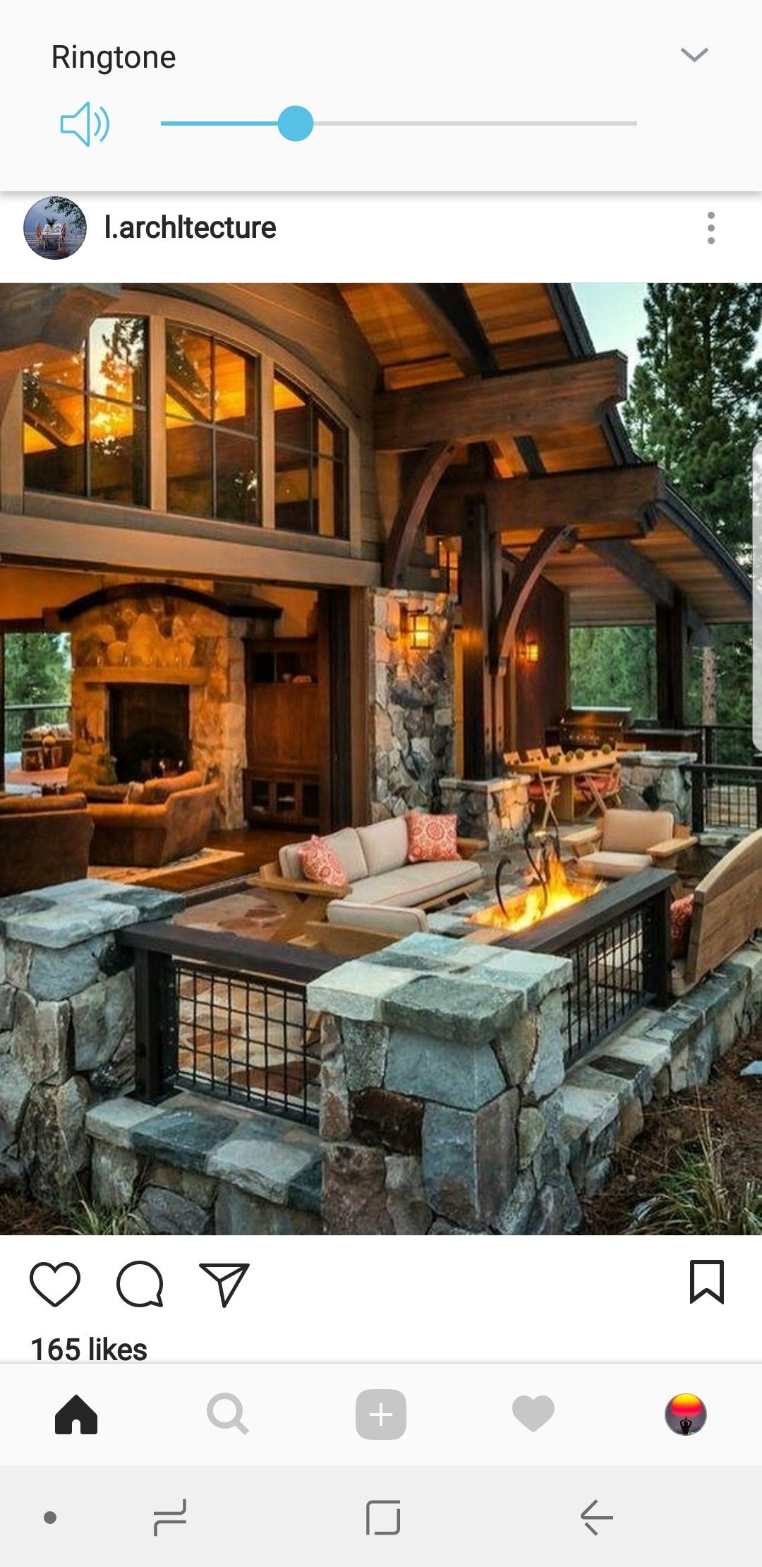 Gorgeous home in North Carolina designed by