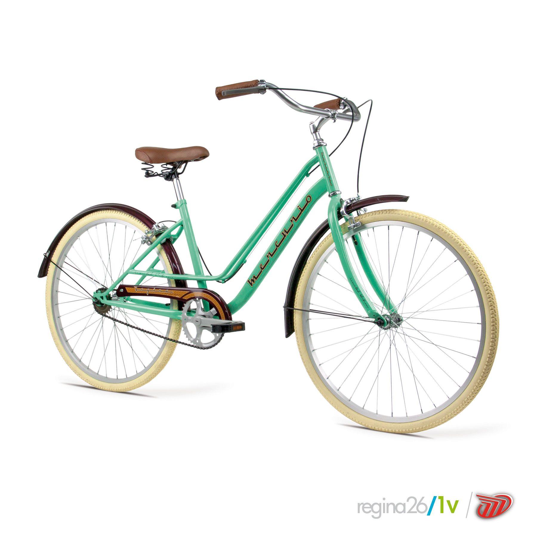 Bicicletas Mercurio Modelo Regina26   #Urban #bikes #bicicletas #bicicletasmercurio    www.bicicletasmercurio.com.mx