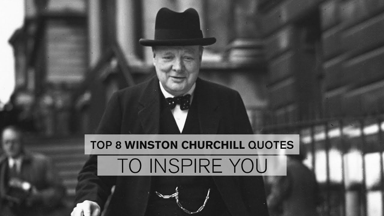 14 Powerful Winston Churchill Quotes On Success, Progress ... |Powerful Quotes About Failure Churchill