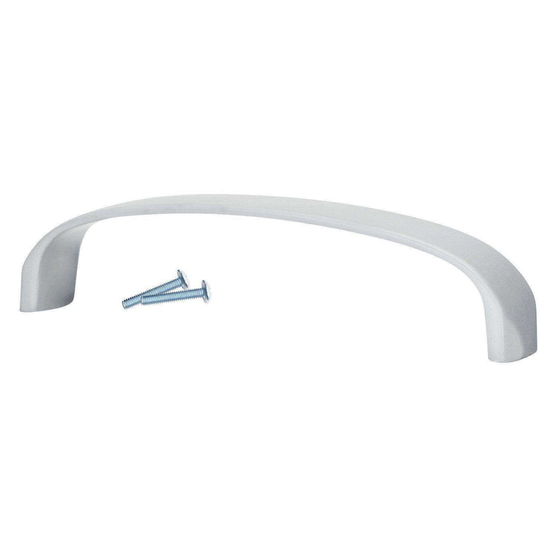 5 pack contemporary 3 3 4 centers matte chrome cabinet pull handle rh pinterest com