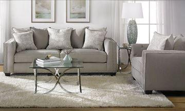 show details for 91 inch tufted scatter back sofa furnishing rh pinterest com