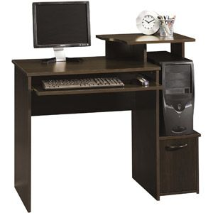 sauder beginnings student desk cinnamon cherry desk wood rh pinterest nz