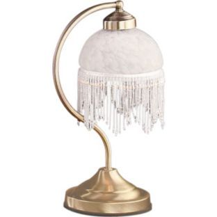 Buy living alabama touch table lamp brass at argos your buy living alabama touch table lamp brass at argos aloadofball Image collections
