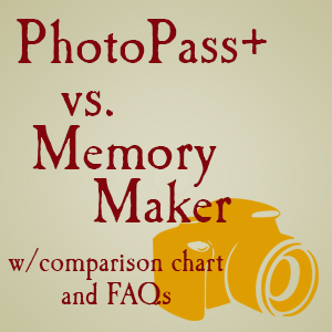 Memory Maker has replaced PhotoPass+ - here's a comparison and FAQs