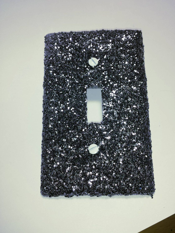 GUNMETAL GREY* Sparkly Shiny Chunky Metallic Glitter / Decorative ...