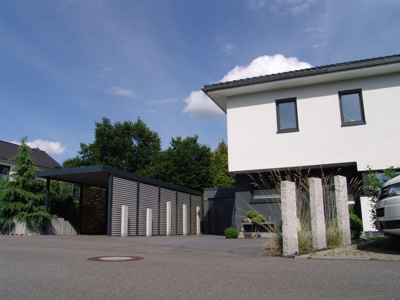 Metallcarport Stahlzart Bauhaus