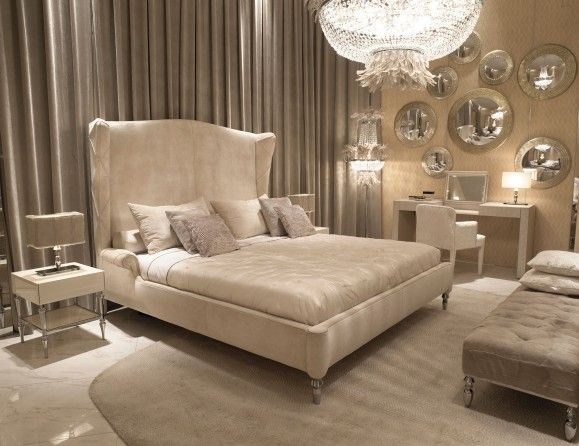 Visionnaire Siegfrid Luxury Italian Designer Bed