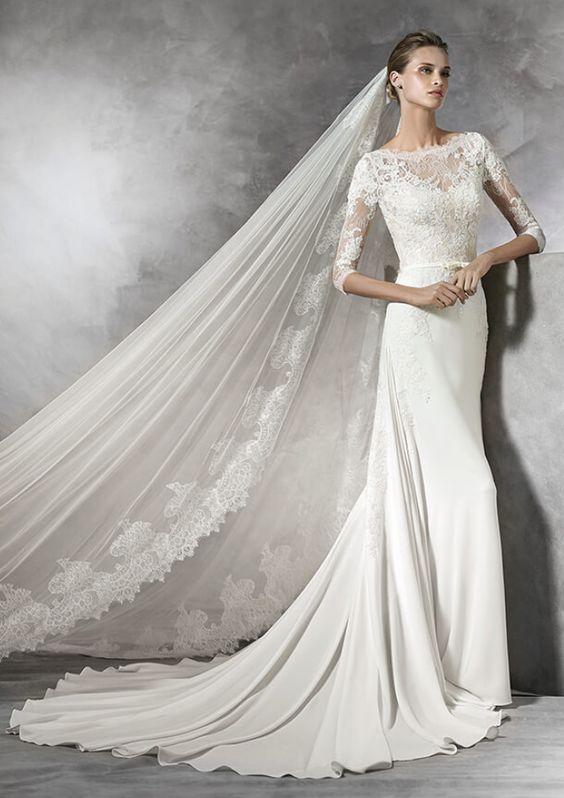Pin by Zadika Bridal on White One Bridal by Pronovias
