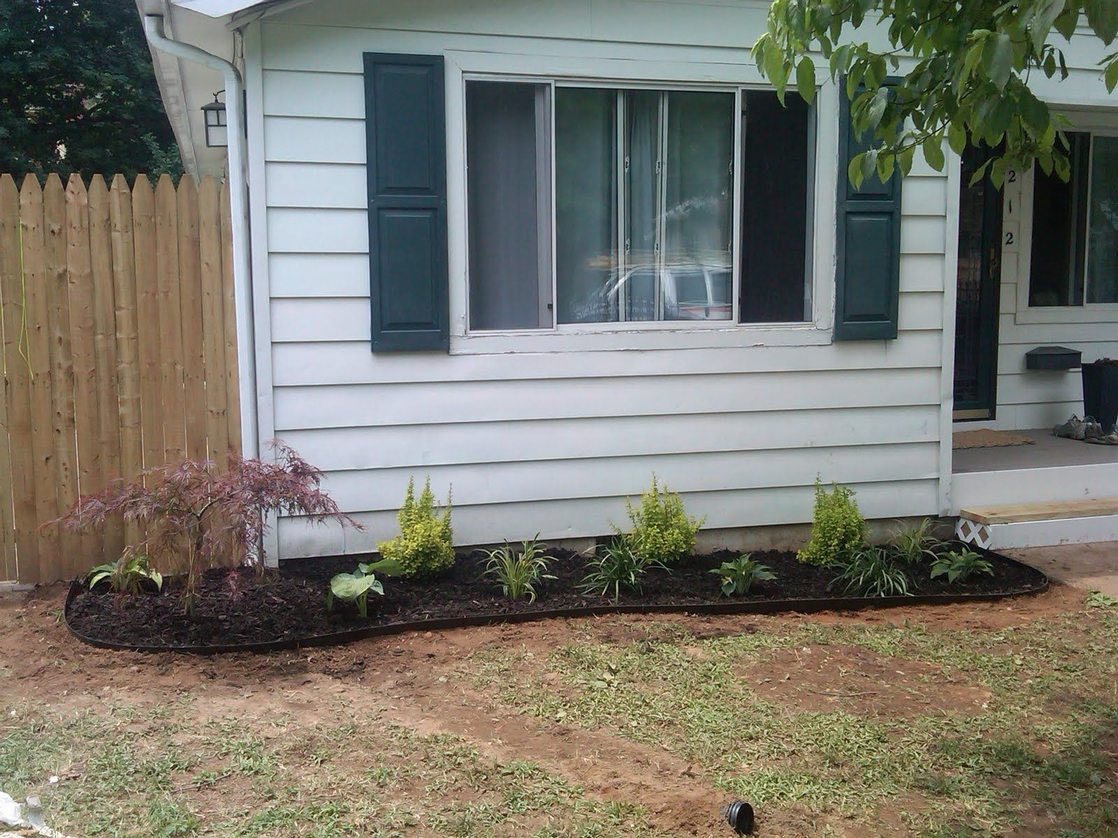 Landscaping ideas for front yard of a ranch style house - House Landscaping Ideas For Front Yard