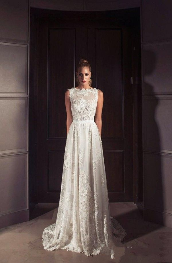 Sexy and Extravagant Wedding Dresses by Dany Mizrachi Dresses