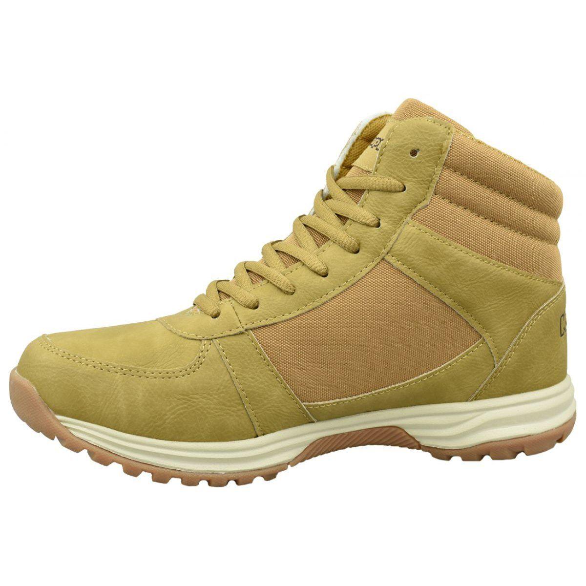 Buty Kappa Brasker Mid M 242373 4141 Wielokolorowe Zolte Shoes Trekking Shoes Shoe Feature