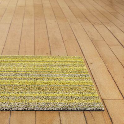 Chilewich Shag Doormat Birch Stylish Flooring Chilewich Door Mat