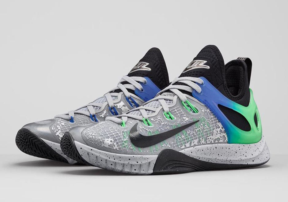 Much like how the Hyperchase is billed as James Harden shoes, the Hyperrev  2015 was