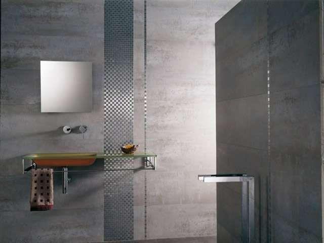 Bagni moderni con mosaico | BATHROOMS | Bathroom, Tiles e ...
