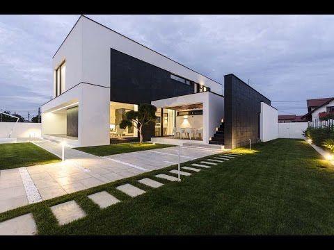 16 Perfect Modern Mansion Designs | Modern house design, Modern ...