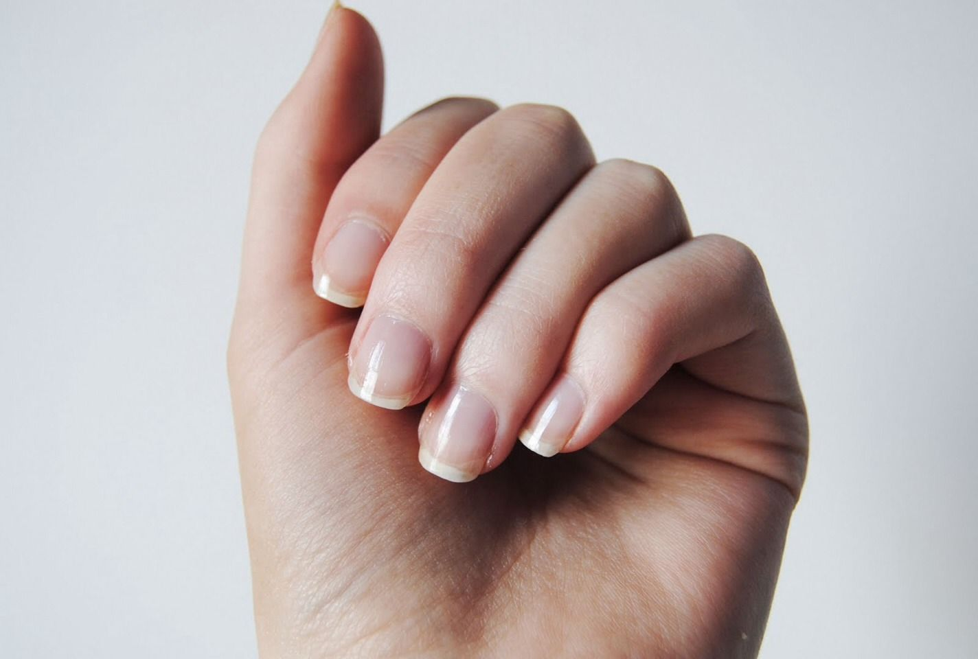 Growing Out Bitten Nails   Health   Pinterest   Body care, Hair ...