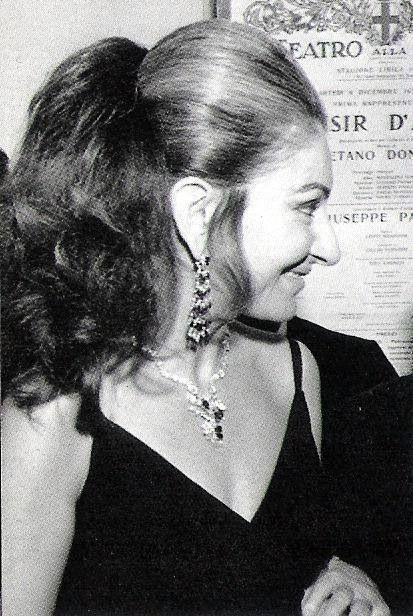 Maria Callas Maria Callas Calla Singer