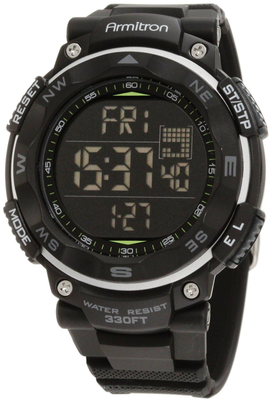 Armitron Sport Men's 40/8254 Digital Chronograph Resin