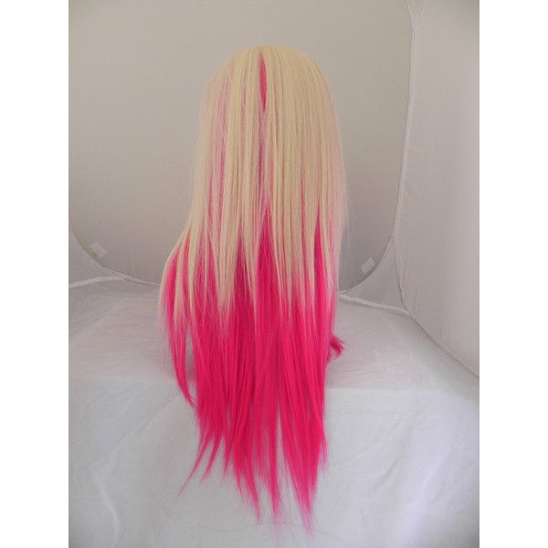 20% OFF SALE Be My Valentine / Pink and Purple / Long