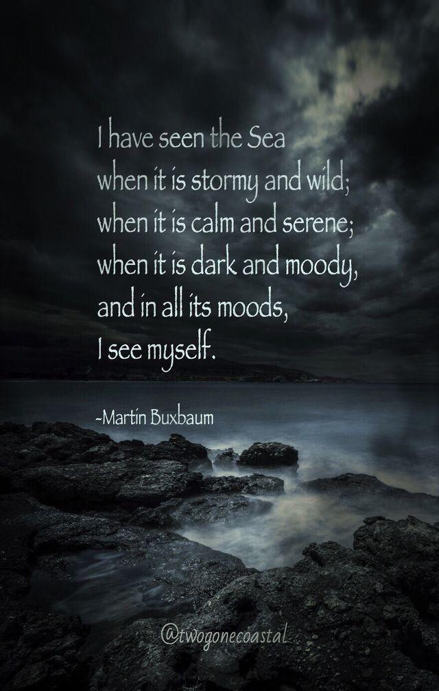 Random Wisdom Sea Quotes Ocean Quotes Beach Quotes