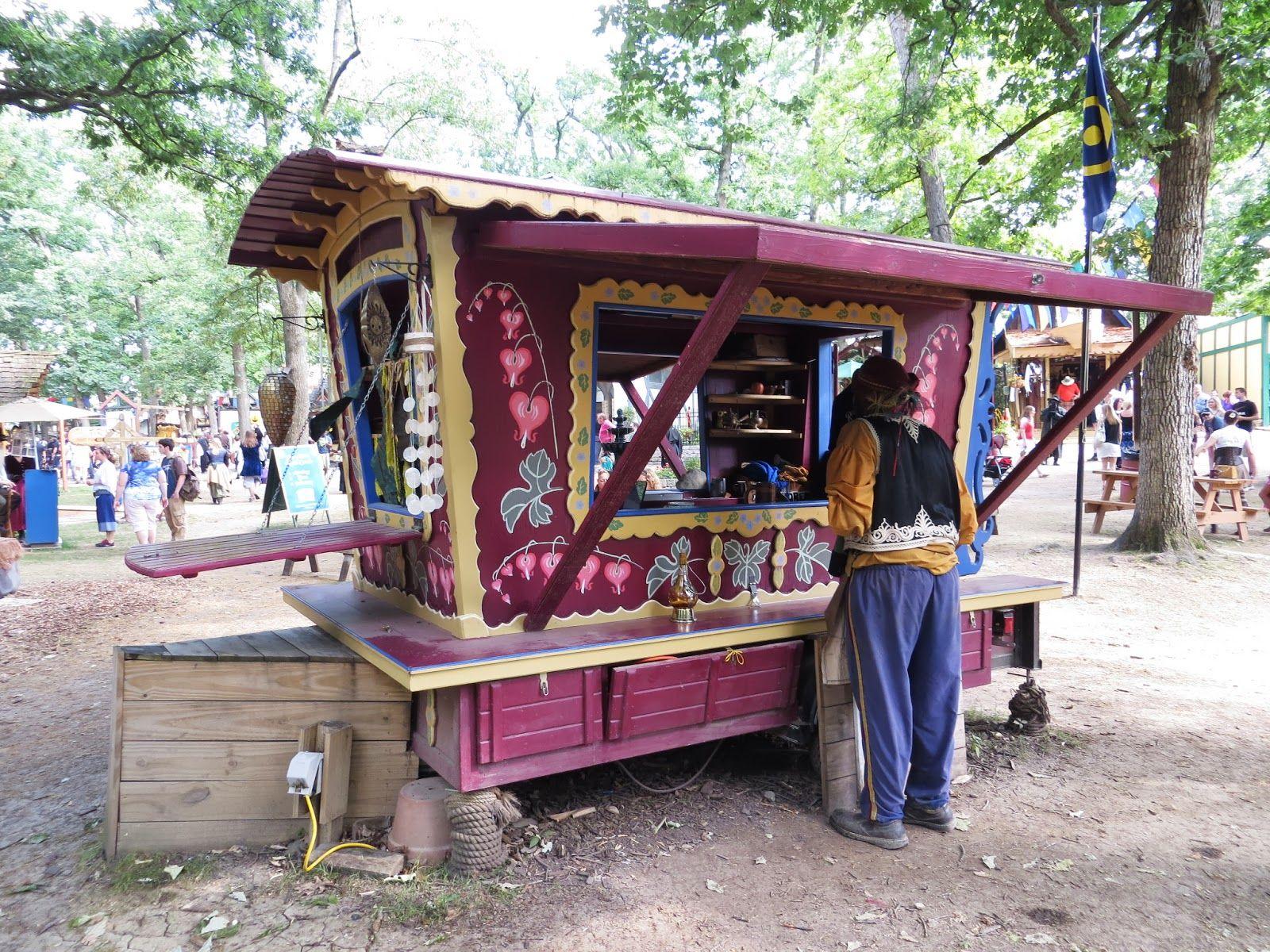 gypsy merchant #gypsysetup