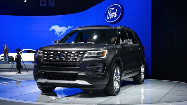 2016 Ford Explorer Towing Capacity >> 2016 Ford Explorer Platinum Towing Capacity Ford Explorer
