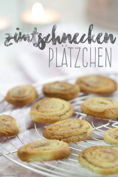 Zimtschnecken Plätzchen Weihnachten Zimt Kekse Rezept