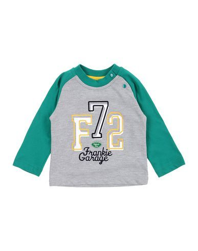 Frankie Garage Boy S T Shirt Grey 6 Months