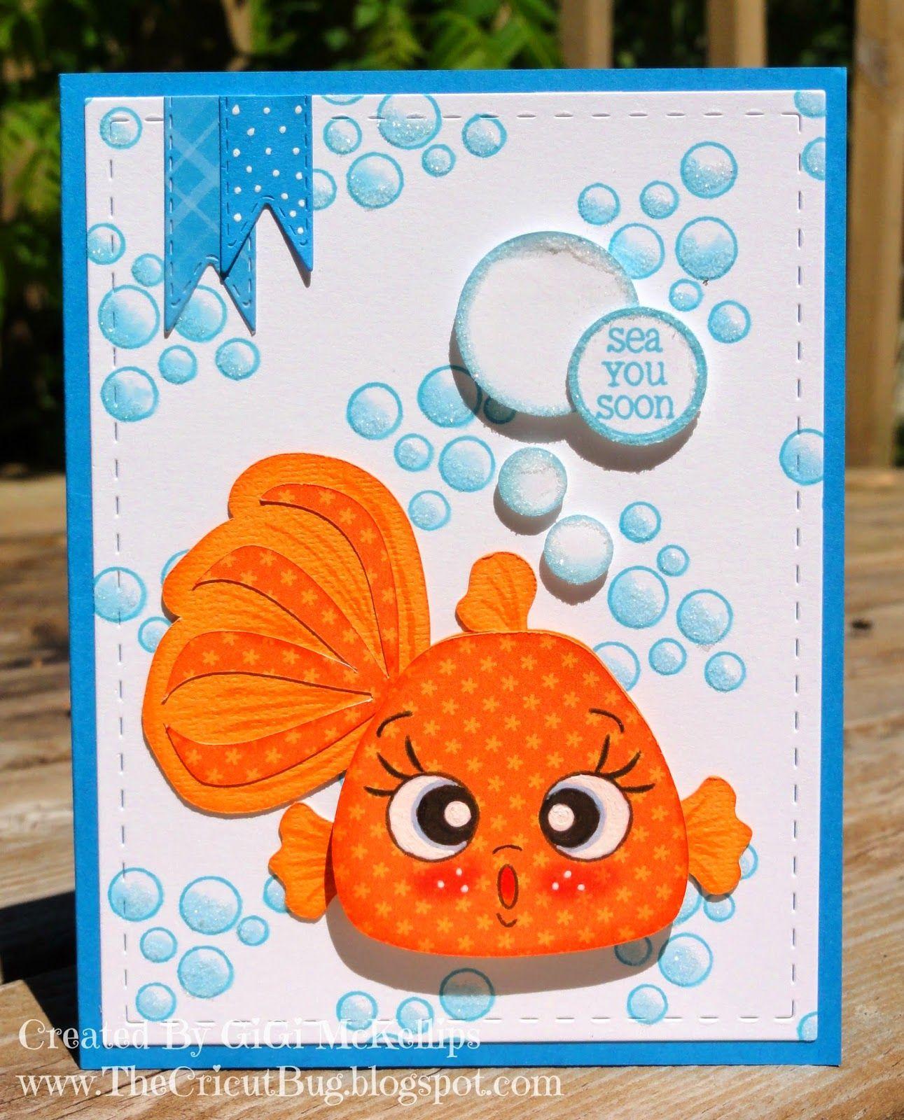 The Cricut Bug: Sea You Soon | primavera | Pinterest | Paginas de ...