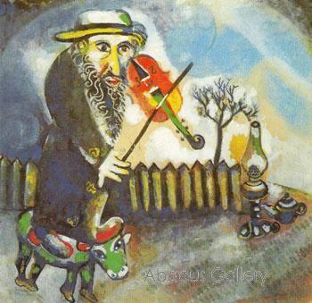 chagall violinist - Google zoeken