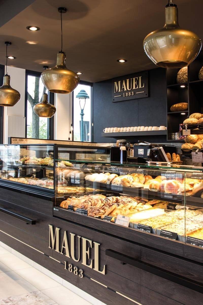 Bakery Mauel Bonn In 2020 Bakery Shop Interior Bakery Shop Design Bakery Design Interior