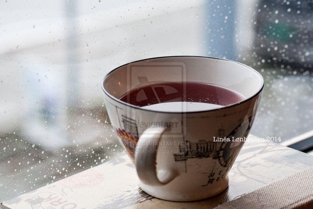Rainy tea II by Linealonhoiden on DeviantArt