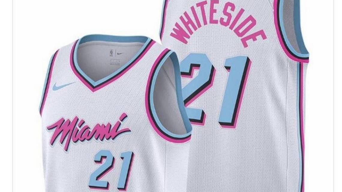 brand new 190cf 71e5f Pin on Miami Heat